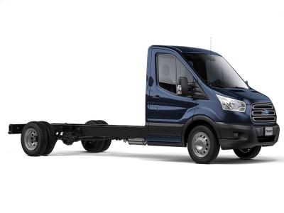 Форд Транзит со спаренной ошиновкой и системой управления ЭКСПЕРТ