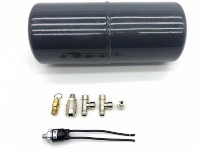 Воздушный ресивер в комплекте для наших систем управления.